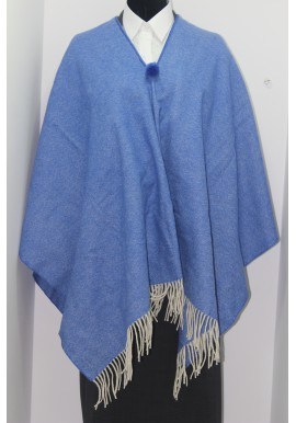 SMALL STAR PONCHO
