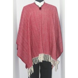 LARGE STAR PONCHO