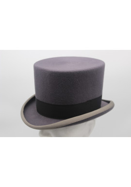 TOP HAT AND BOWLER